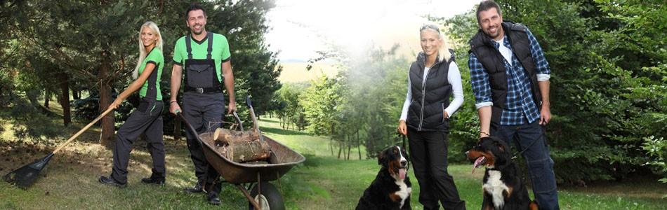 pracovní oděvy i outdoor